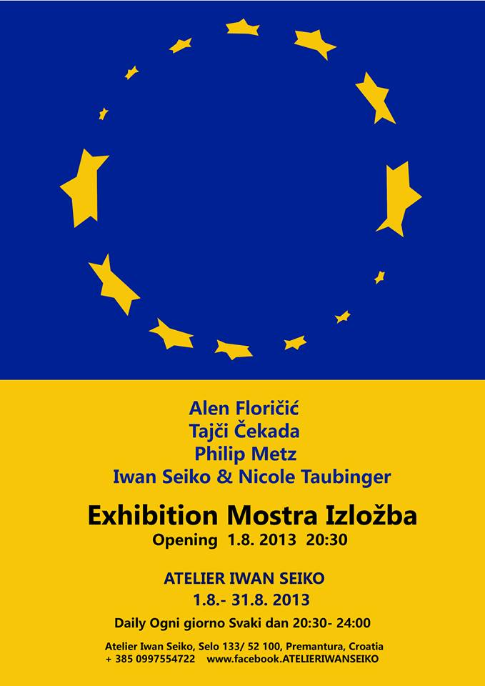 "Otvorenje izložbe ""European Integration"""