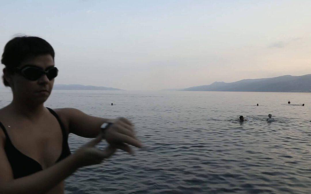 Jedan sat plivanja za mir u svijetu
