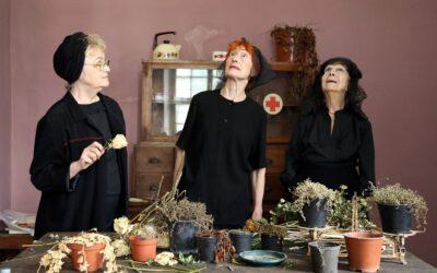 """Igrani film """"Slijedi"""" / Režija: Karla Lulić"""